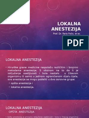 hipertenzija anestezija