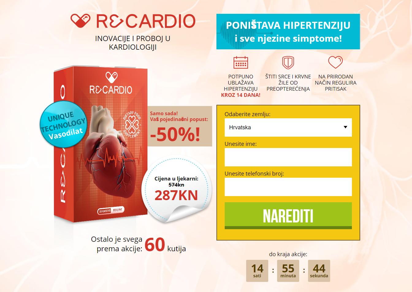 sa 30 godina visokog krvnog tlaka