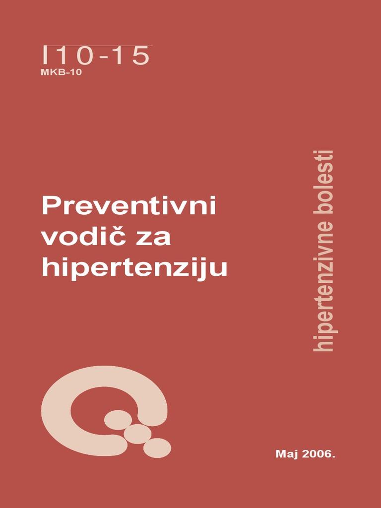 hipertenzija što otpust