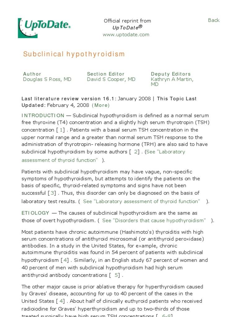 tiroiditis i hipertenzija uzrok hipertenzije krvi