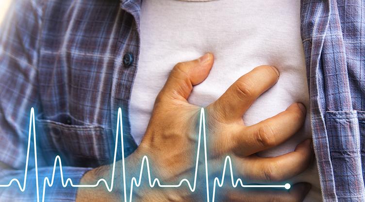 hipertenzija, srčani infarkt