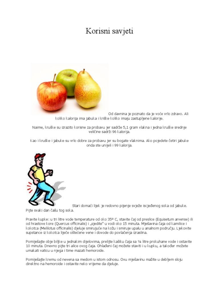hipertenzija li tu može biti jabuka