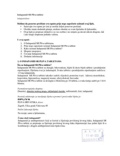 tablete za liječenje hipertenzije