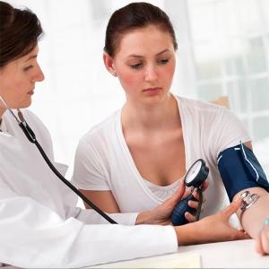 hipertenzija u mladih muškaraca