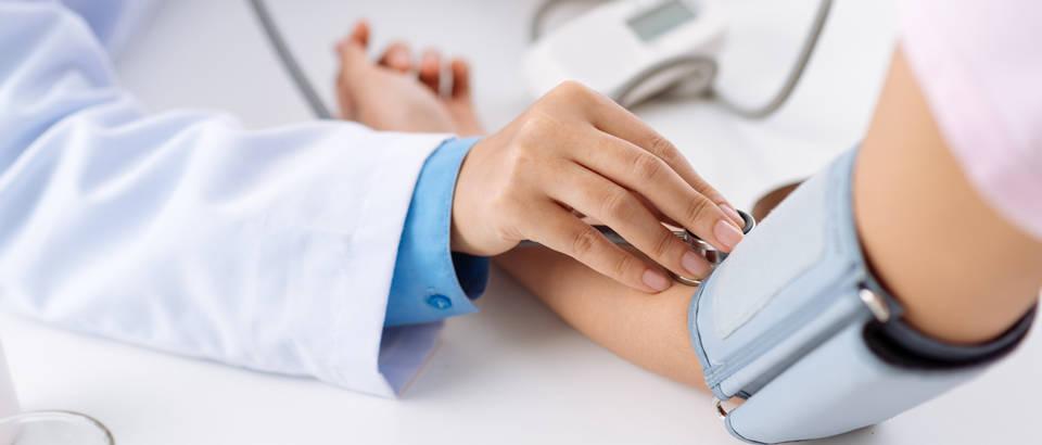 od kojih je visoki krvni tlak kod ljudi