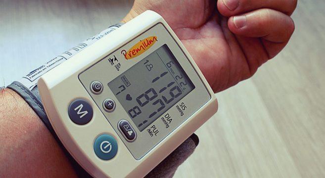 liječenje hipertenzije dlanovima