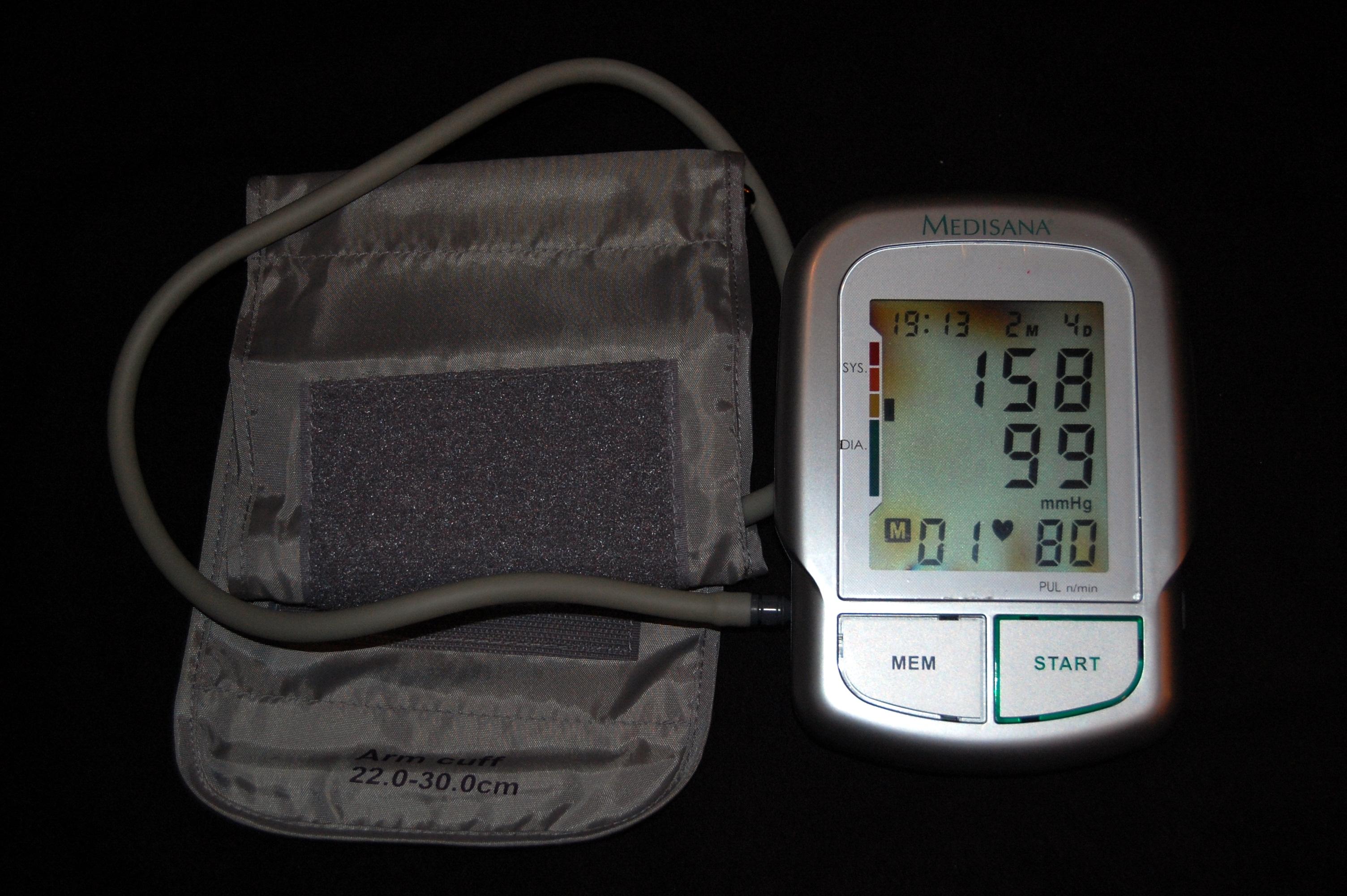 ronjenje hipertenzija