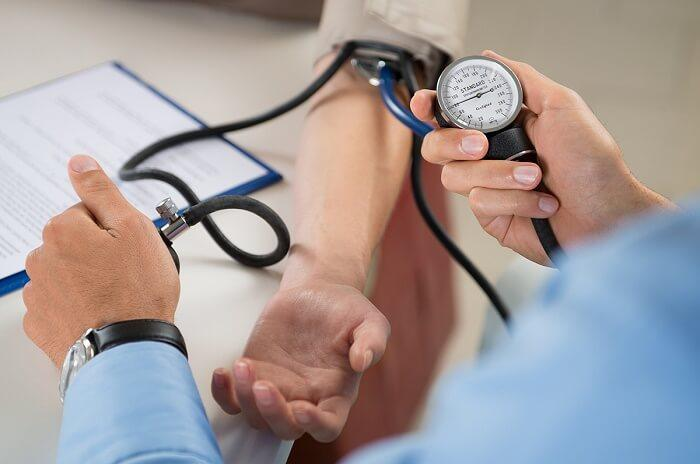 visoki krvni tlak i puls visok