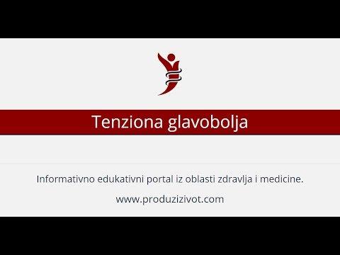 Povišeni krvni tlak i glavobolja - imcites.com