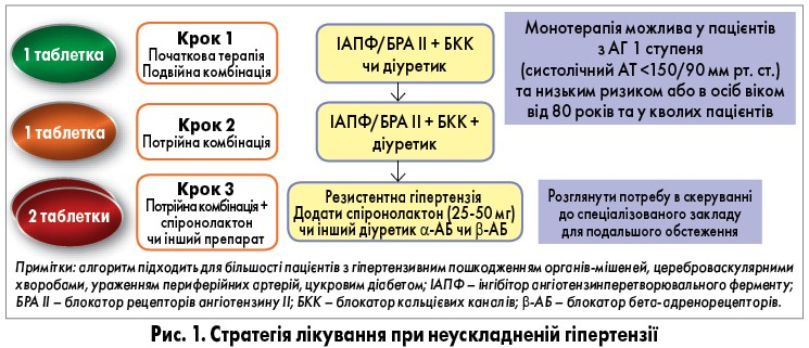 monoterapija hipertenzija hrana i voda za hipertenziju