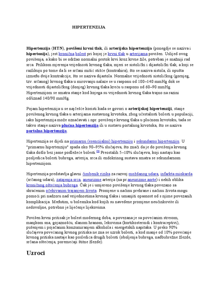 preporuke gfcf za hipertenziju 2019 mučnina i povraćanje, hipertenzija