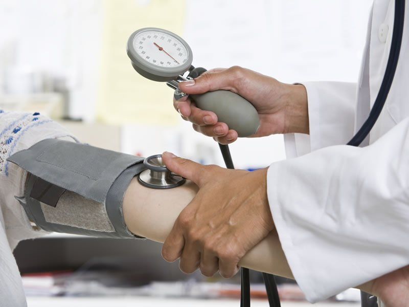 1. stupanj rizika hipertenzije kojim visokog krvnog tlaka u dobi od 25 godina