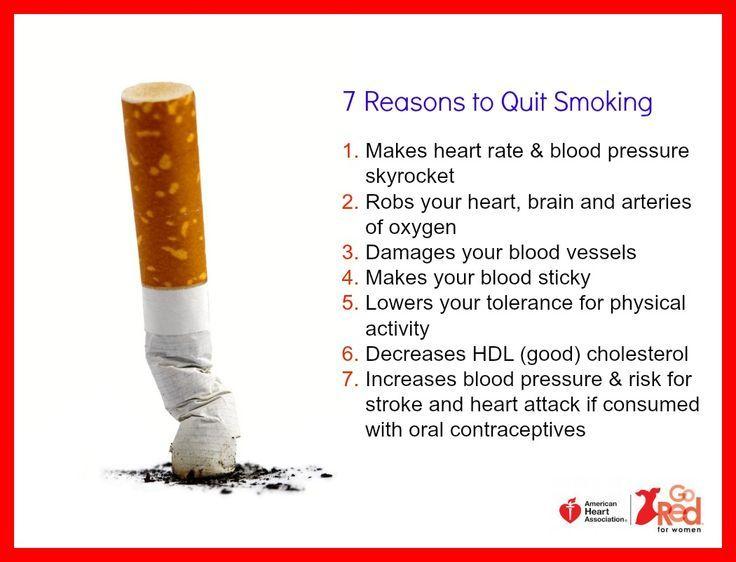 hipertenzija kako prestati pušiti