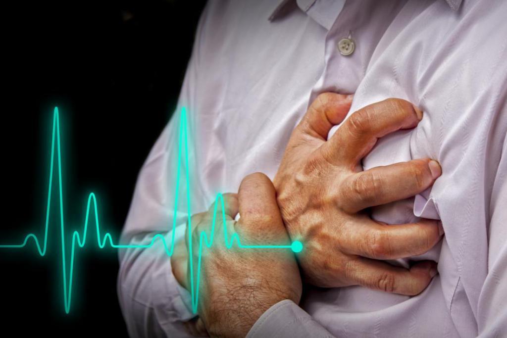 hipertenzija, a njezino tijelo