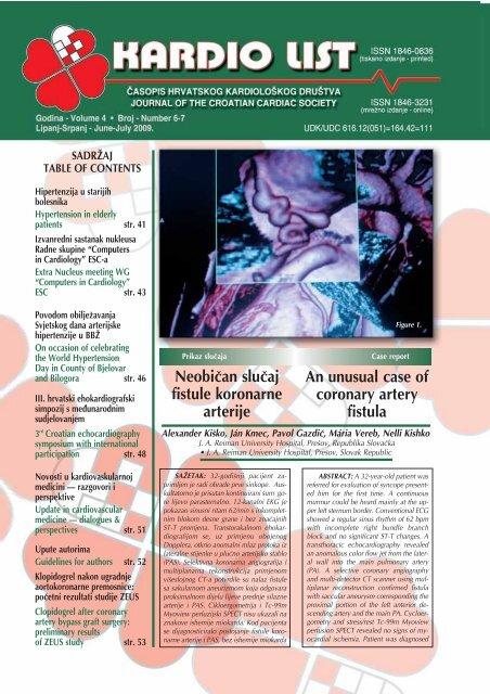 hipertenzija u lijevu klijetku