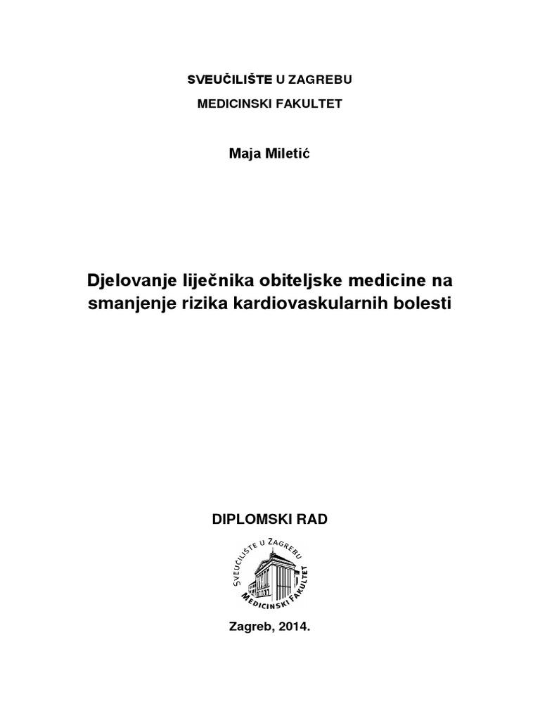 bugarske liječenje hipertenzije popis hipertenzija