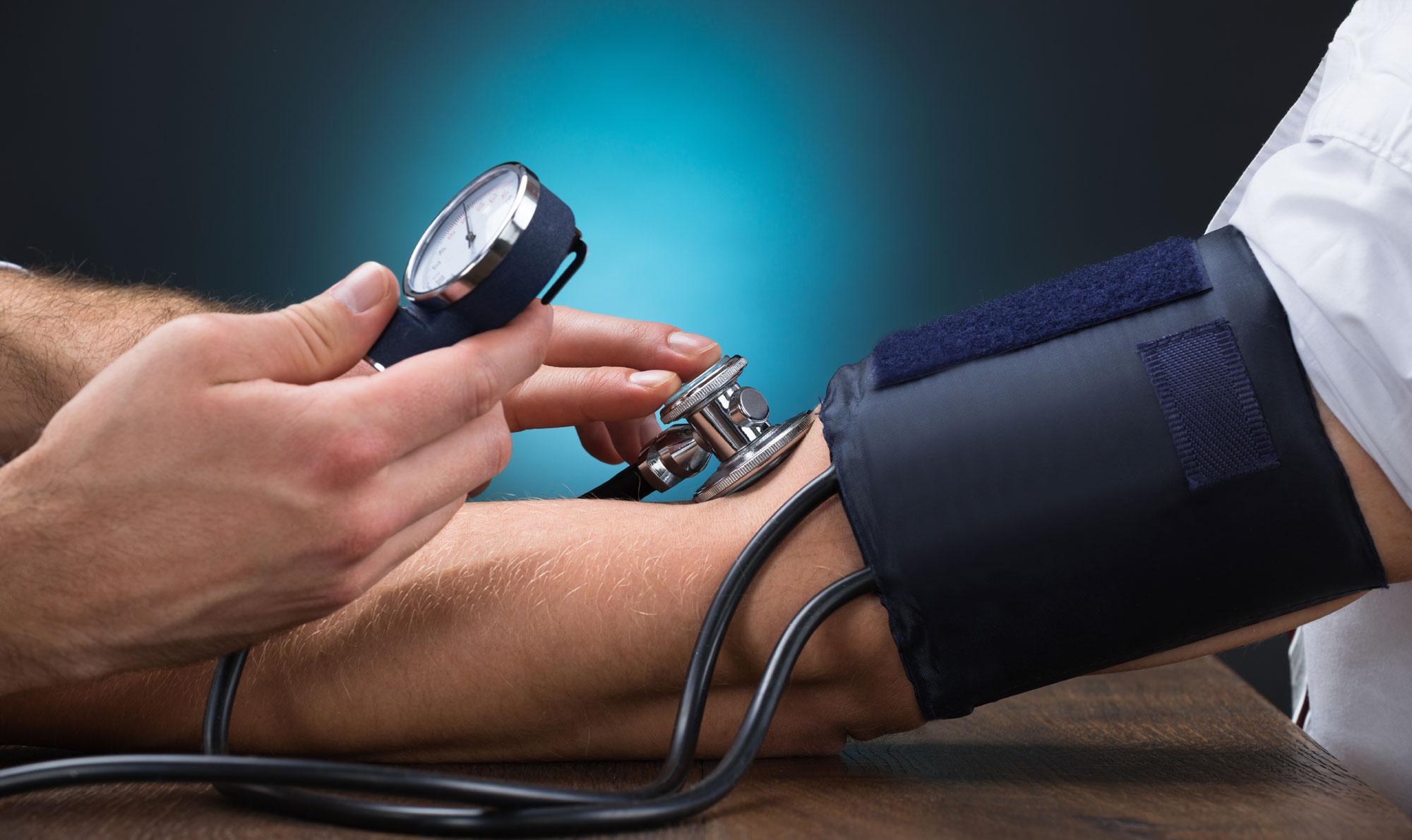 prostatitis i hipertenzija
