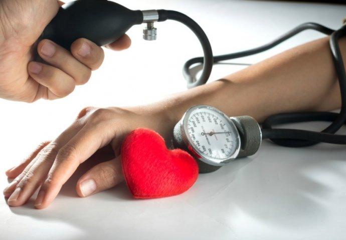prosječna krvnog tlaka