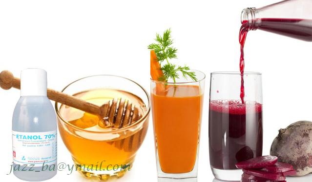 svježe sokove od hipertenzije