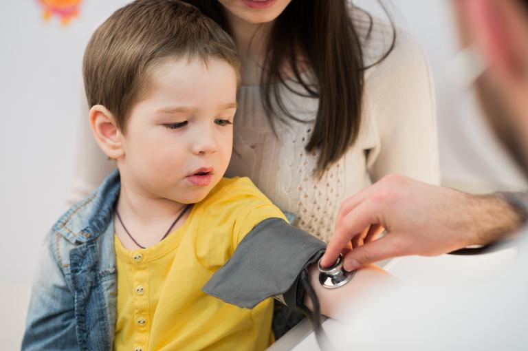 djetinjstvo hipertenzija