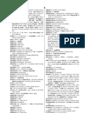 Rječnik | arterijska hipertenzija | arterial hypertension | Engleski rječnik