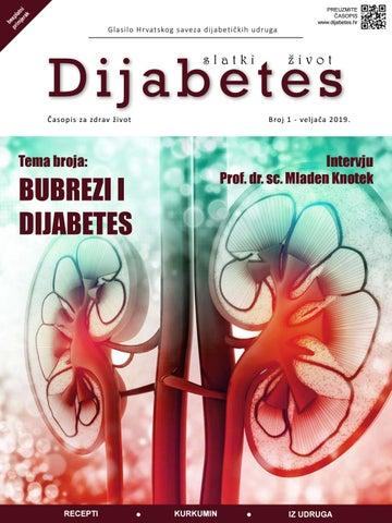 hipertenzija i komplikacija povezanih s dijabetesom