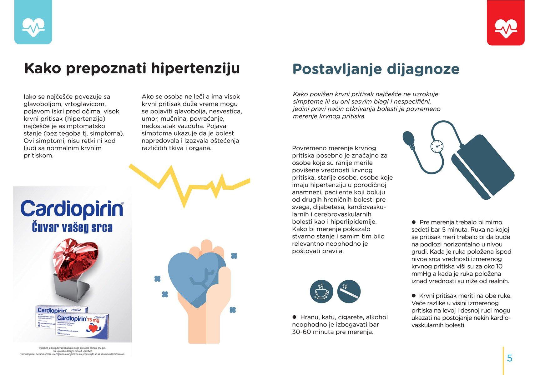 smrt od srčanog udara hipertenzije