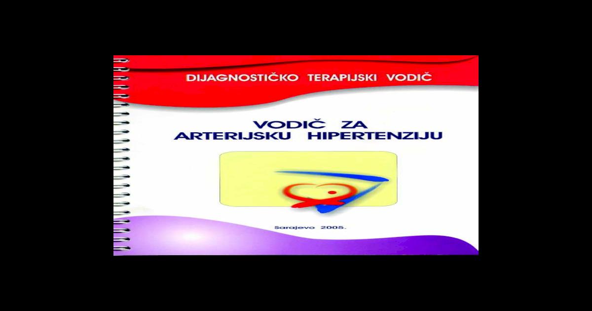 hipertenzija lijek indap