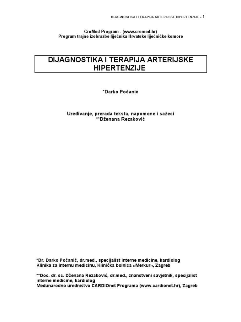 hipertenzija turski kako liječiti hipertenziju, što droga