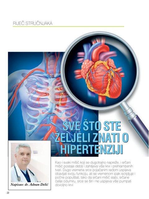 članak hipertenzija izbornik dijeta s hipertenzijom za tjedan dana