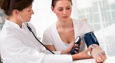 učinci vremenskih hipertenzije