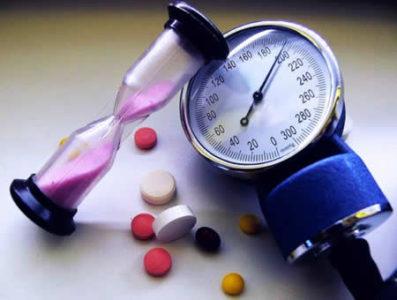 Kozyrevo hipertenzija