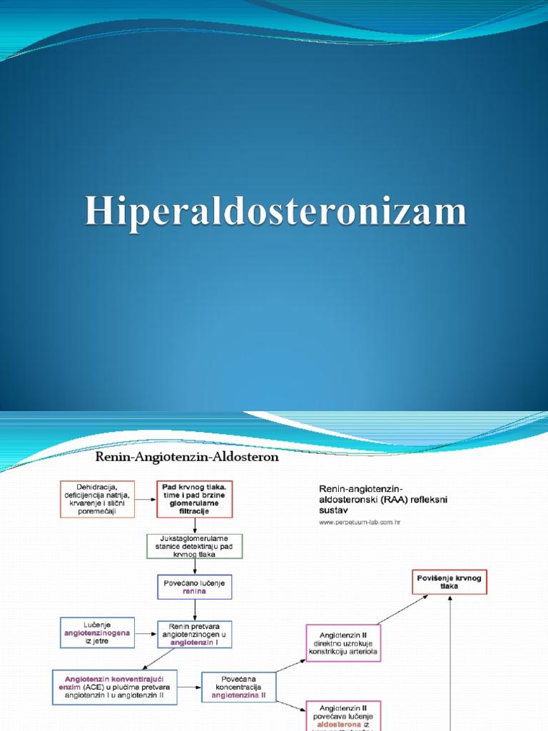 povećana renin hipertenzije načini rješavanja hipertenzije
