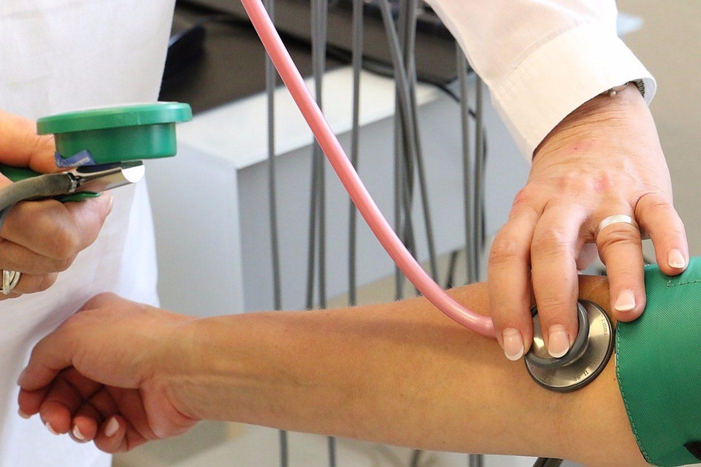 hipertenzija ultrakain točaka na ljudskom tijelu od hipertenzije