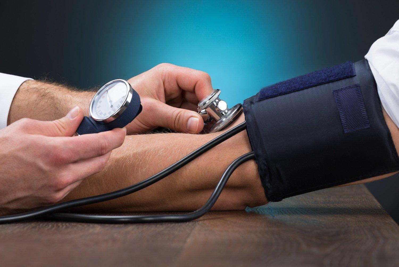 što je hipertenzija oči hipertenzije, fizička neaktivnost