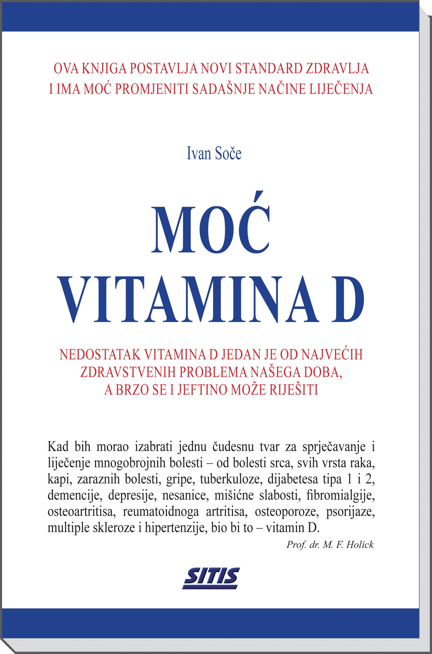 vitamin d od hipertenzije