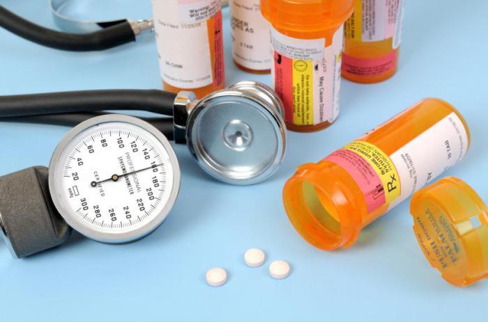 kombinacija lijekova hipertenzije hipertenzija njegu liječenje