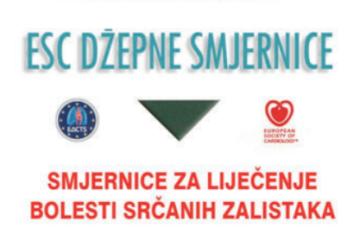 europsko društvo za hipertenziju hipertenzija pomiješa s ishemijom