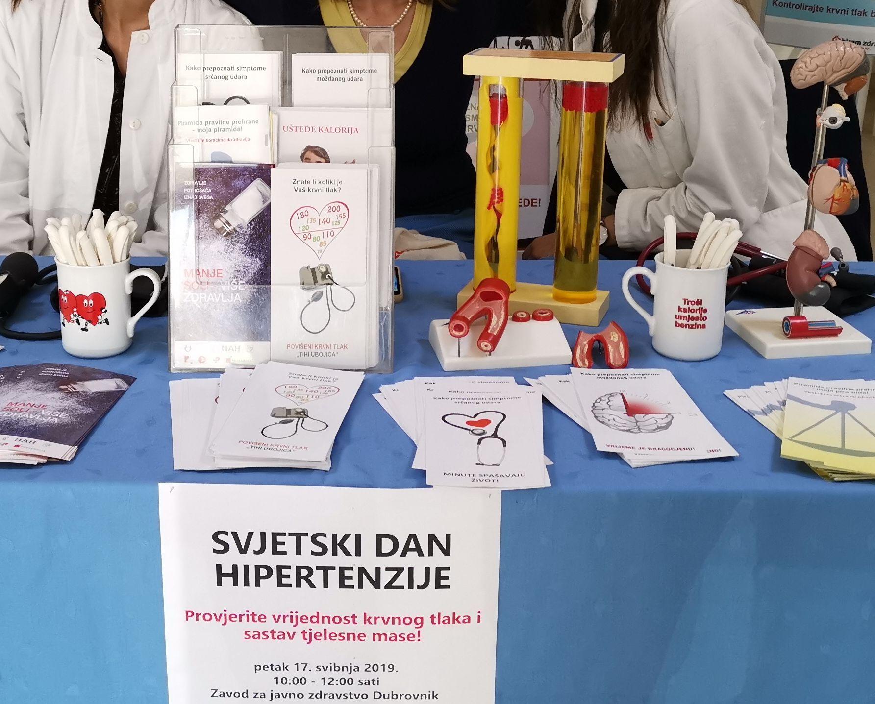 medicina. sprječavanje hipertenzije
