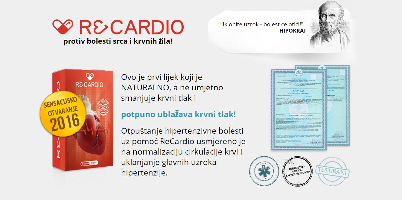 analizira što učiniti s hipertenzijom hipertenzije i proso