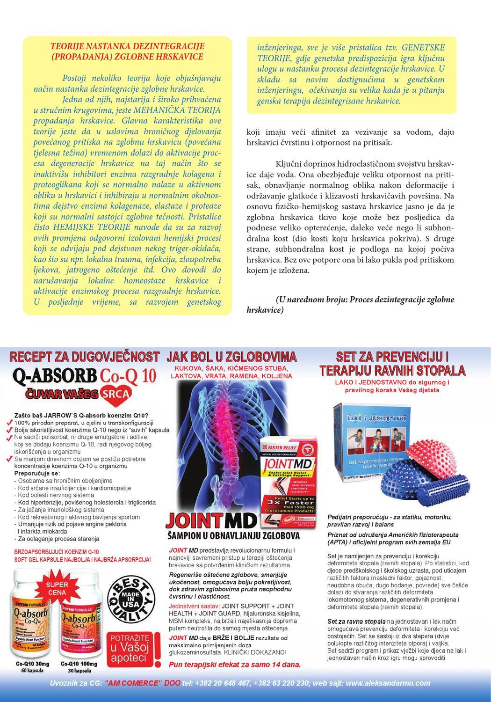 prevencija hipertenzije valjka