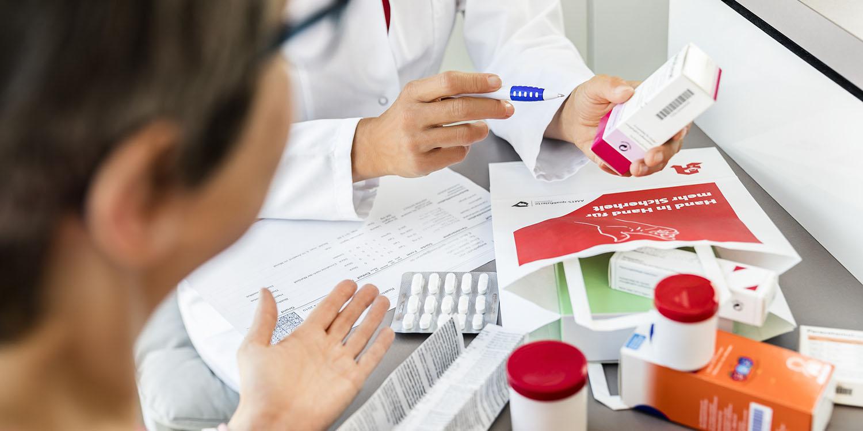 Liječenje hipertenzije / Hipertenzija (povišeni krvni tlak) / Centri A-Z - imcites.com