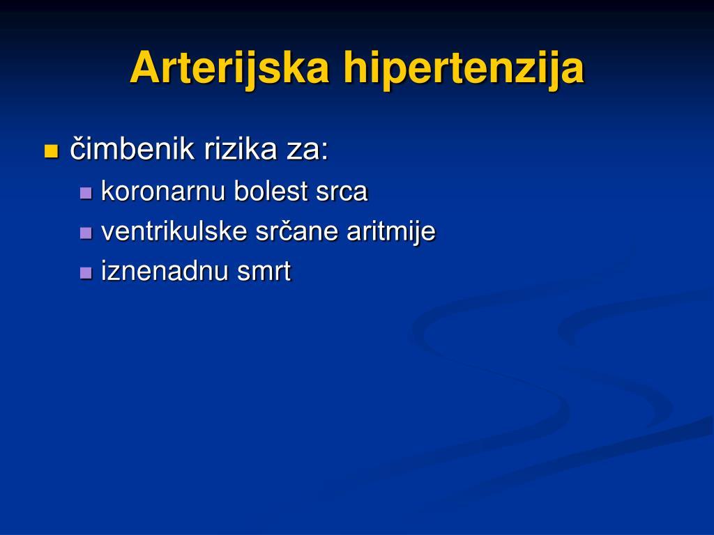 srce ritam hipertenzije