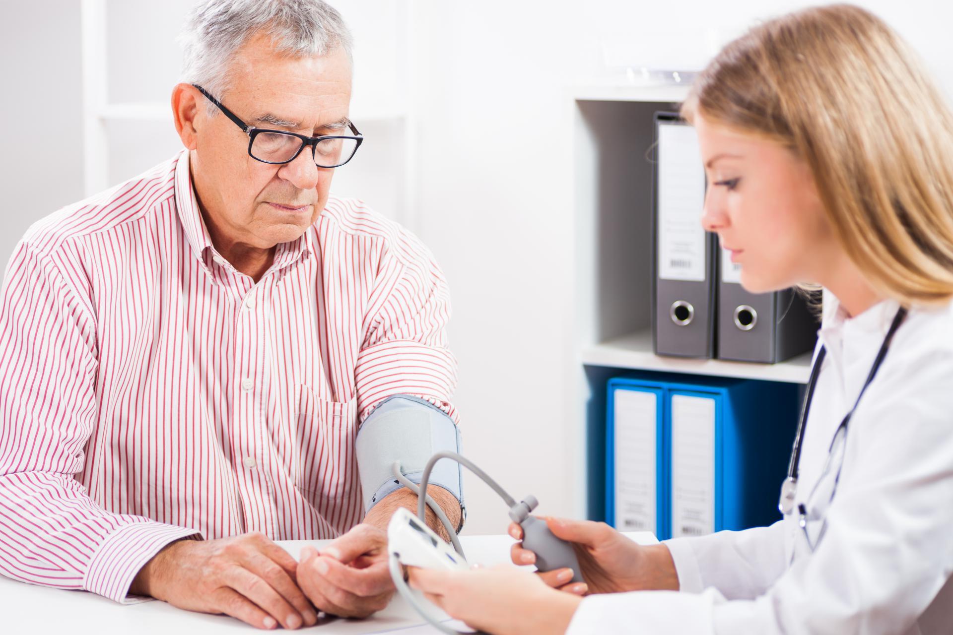 umirovljenika hipertenzija invalidnost