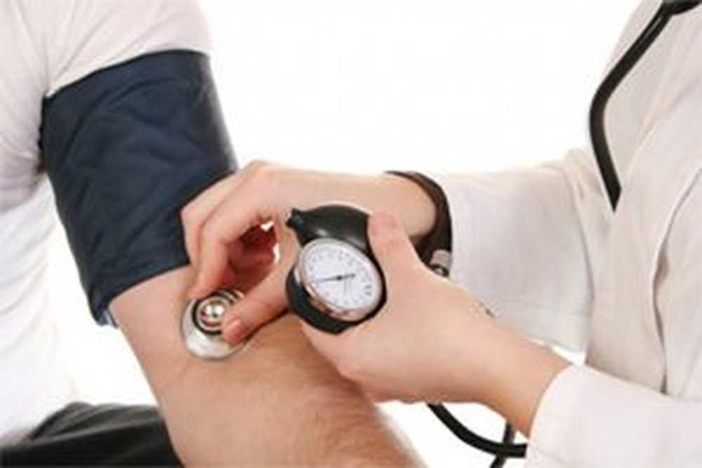 hipertenzija topline u glavu