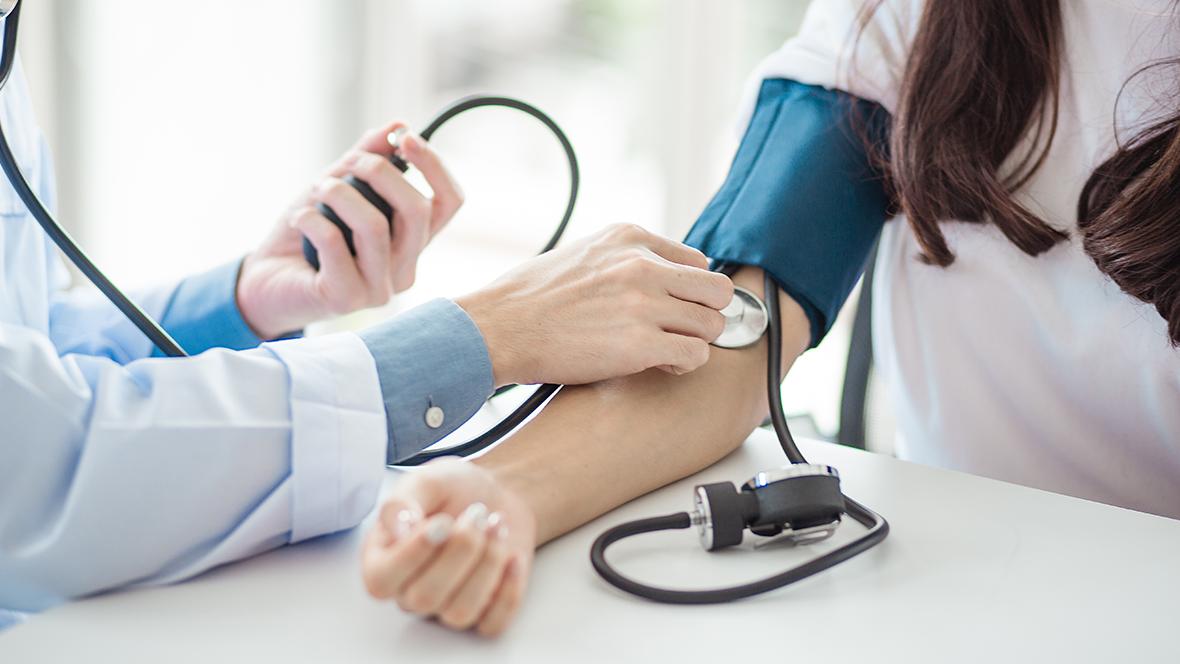 što je visoki krvni tlak u medicini