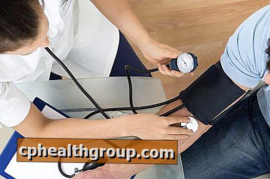 hipertenzija prvi drugi i treći stupanj