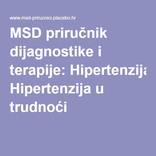 hipertenzija post balms od hipertenzije