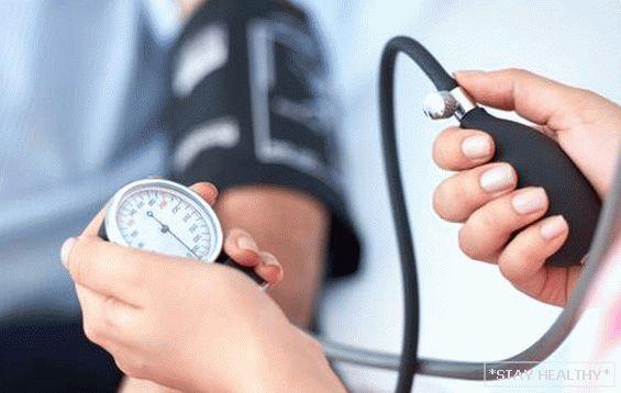 oslanja li se hipertenzija invalidnosti