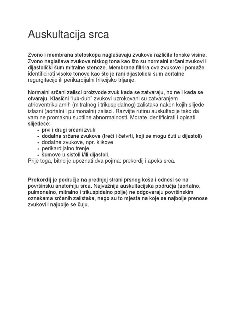 MSD priručnik dijagnostike i terapije: Kardiologija